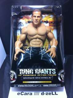 JAKKS WWE WRESTLING ACTION FIGURE SHAWN MICHAELS 2006