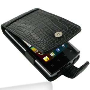 Crocodile Pattern Leather Case for Acer Liquid Metal S120 Electronics