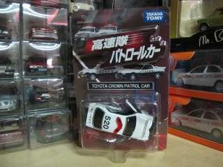 Toyota Crown S170 MK11 Japan Police toy car tomica