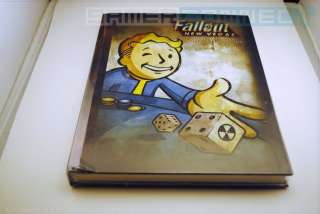 Fallout New Vegas Strategy Guide 360/PS3 Brand New