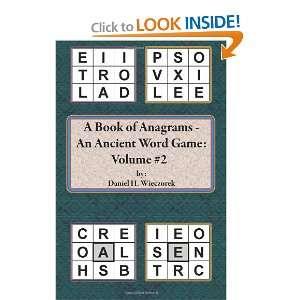 Word Game Volume 2 (9781470015527) Mr. Daniel H. Wieczorek Books