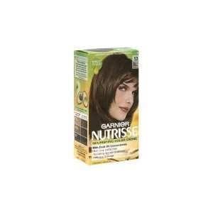 525 Medium Rich Mahogany Brown Garnier - Skincare and Hair Color