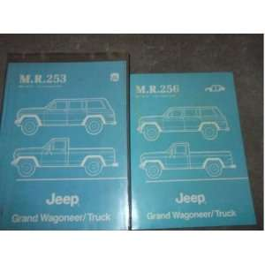 Truck Service Manual SET (technical service manual, and the body