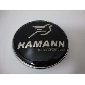 High Quality BMW Hamann 82mm Hood or Trunk Emblem Badge