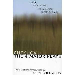 Vanya, Three Sisters, Cherry Orchard [Paperback] Anton Chekhov Books