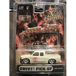 West Coast Choppers Jessee James white Chevy Pickup JJ05