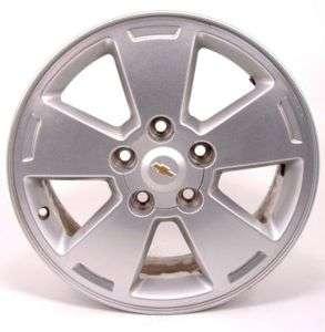 16 Chevy Impala Monte Carlo Silver Wheel 06 08 #5070