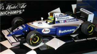 PER COMPLETARE LA WILLIAMS RENAULT DI SENNA / HILL FW16 1994