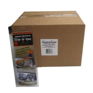 (12 pack) Clean N Clear Headlight Restoration Kit