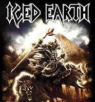 Iced Earth Something Wicked T Shirt Heavy Metal Medium