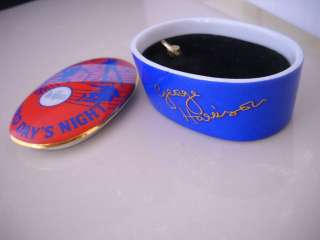 Franklin Mint Music Porcelain Music Box Hard Days Night