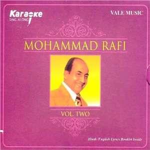 Karaoke sing along   mohammad rafi vol 2: Mohammad rafi