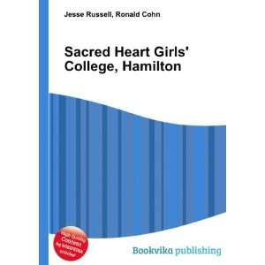Sacred Heart Girls College, Hamilton Ronald Cohn Jesse