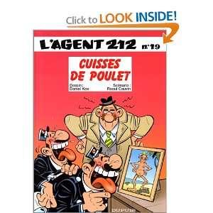 : Cuisses de poulet (9782800124629): Raoul Cauvin, Daniel Kox: Books