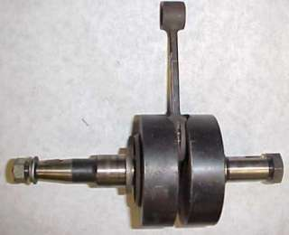 71 72 SUZUKI TS 125 TS125 CRANKSHAFT CRANK SHAFT AND ROD