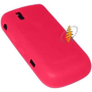 Soft Silicon Gel Skin Case Cover Blackberry Bold 9650