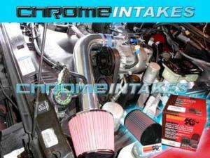 95 97 CHEVY S10 GMC SONOMA 2.2L COLD AIR INTAKE +K&N