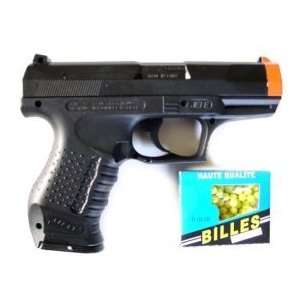 : Brand NEW P99 Spring Pistol w/ *FREE BB GUN PEN*: Sports & Outdoors