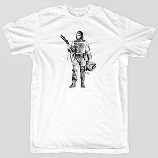 BOBA FETT APE Planet of the Apes Star Wars mash up t shirt