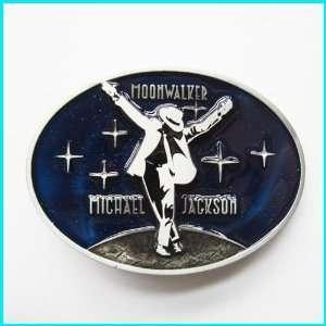 Popular MOONWALKER MICHAEL JACKSON Belt Buckle MU 077