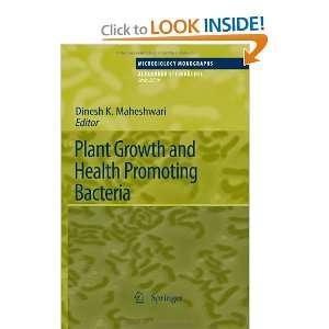 Microbiology Monographs) (9783642136115): Dinesh K. Maheshwari: Books