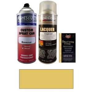 12.5 Oz. War Bonnet Yellow Poly Spray Can Paint Kit for 1972 Chevrolet