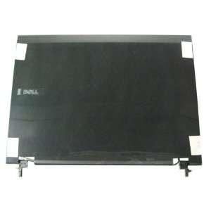 LCD Back Cover   Black for Dell Latitude E5500 Laptop Electronics