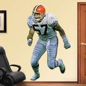 Matthews Legend Cleveland Browns NFL Fathead REAL.BIG Wall Graphics