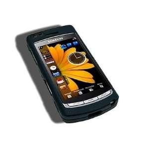 Modern Tech Black Armor Shell Case/Cover for Samsung i8910