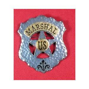 US Marshal Badge: Toys & Games