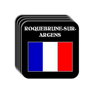 France   ROQUEBRUNE SUR ARGENS Set of 4 Mini Mousepad