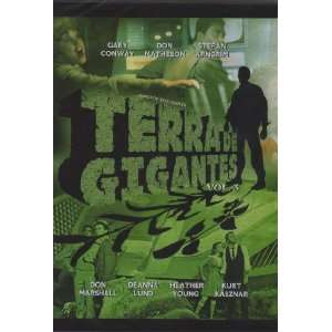 Terra de Gigantes Vol.3 (Land Of The Giants) Português Brasil