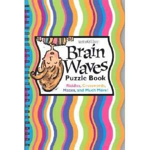 Brain Waves Puzzle Book [BRAIN WAVES PUZZLE BK ACTIVITY