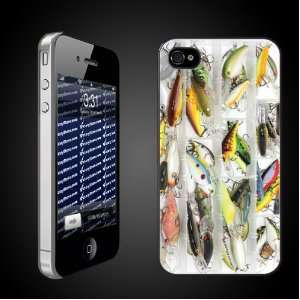 iPhone Case Designs   Fishing Lures Design CLEAR Protective iPhone