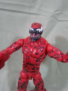 Toy Biz Marvel Fearsome Foes Carnage Loose Villian Legends