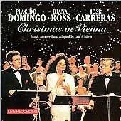 Christmas in Vienna by Diana Ross CD, Oct 1993, Sony Music