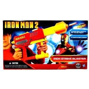 NERF Iron Man 2 Avengers Assemble Series IRON STRIKE