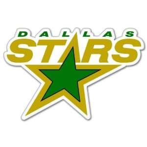 Dallas Stars NHL Hockey bumper sticker decal 5 x 4