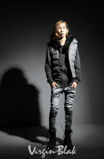 Coated Black Skinny Jeans White Coated Black Skinny Jeans 4KV