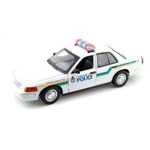 Ford Crown Victoria Vancouver Police Interceptor 1/18 Toys & Games