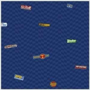 Cars Logos Blue Wallpaper in York Disney: Home Improvement