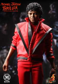 HOT TOYS MIS09 MICHAEL JACKSON THRILLER IN STOCK