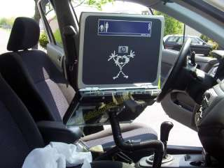 Our Standard Car Truck Laptop Mount Desk Stand FITS ALL VEHICLES