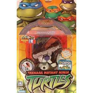 Teenage Mutant Ninja Turtles Giant Mouser with Bonus DVD Toys & Games