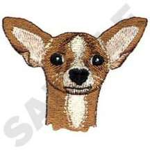 Dog Breed Embroidery Designs, custom embroidered dog items items in