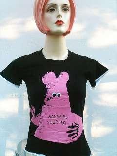 WOW TOP ANGEBOT Punk Rock Rockabilly Emo T Shirt XS/S/M