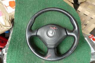 JDM Honda S2000 ap1 ap2 OEM SRS leather steering wheel