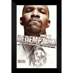 Stan Tookie Williams Story 27x40 FRAMED Movie Poster: Home