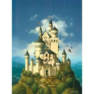 Ravensburger Neuschwanstein   300 Piece Large Format