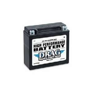 BKRider Battery For Harley Davidson Dyna Automotive